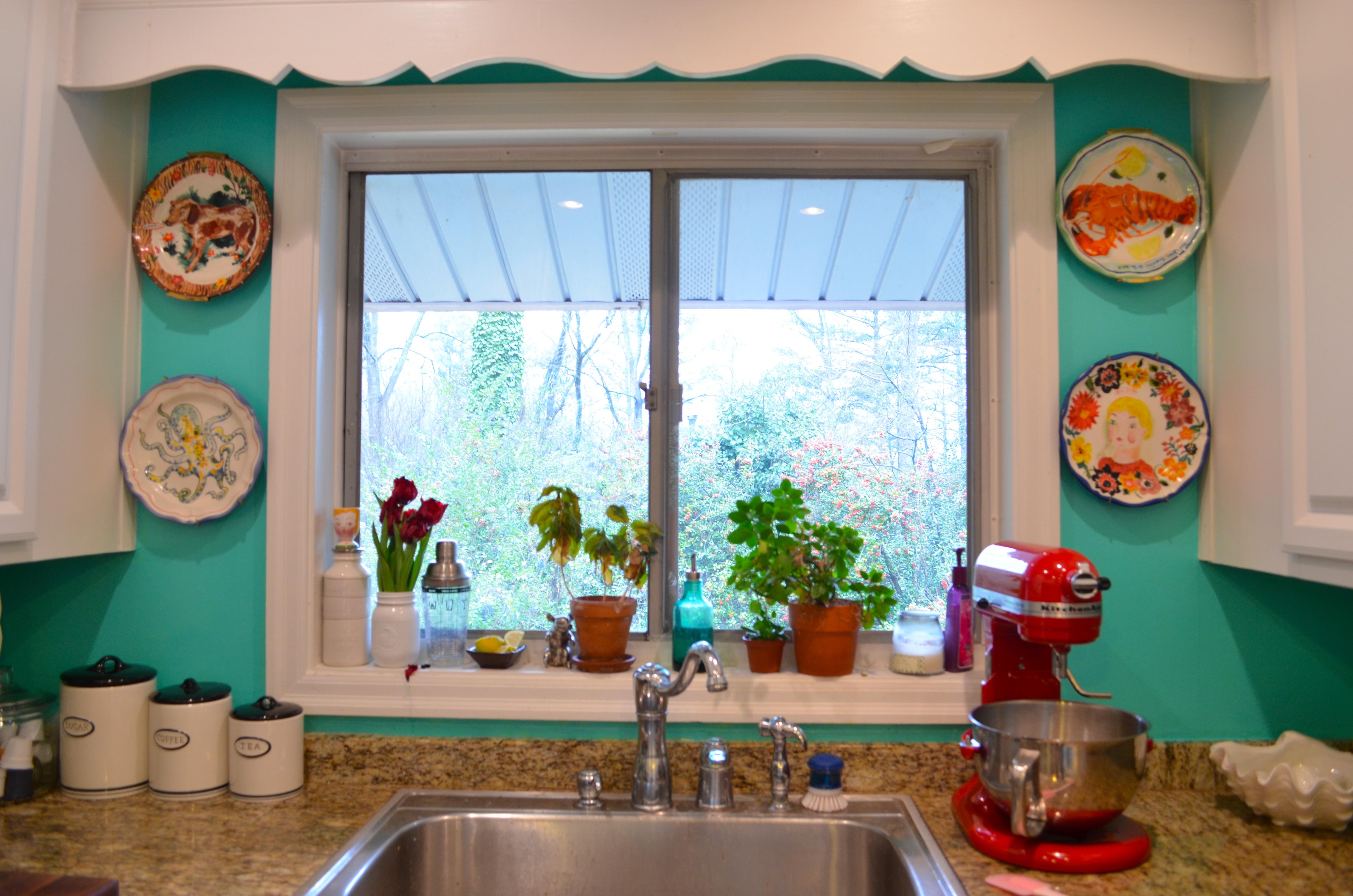 painting my kitchen